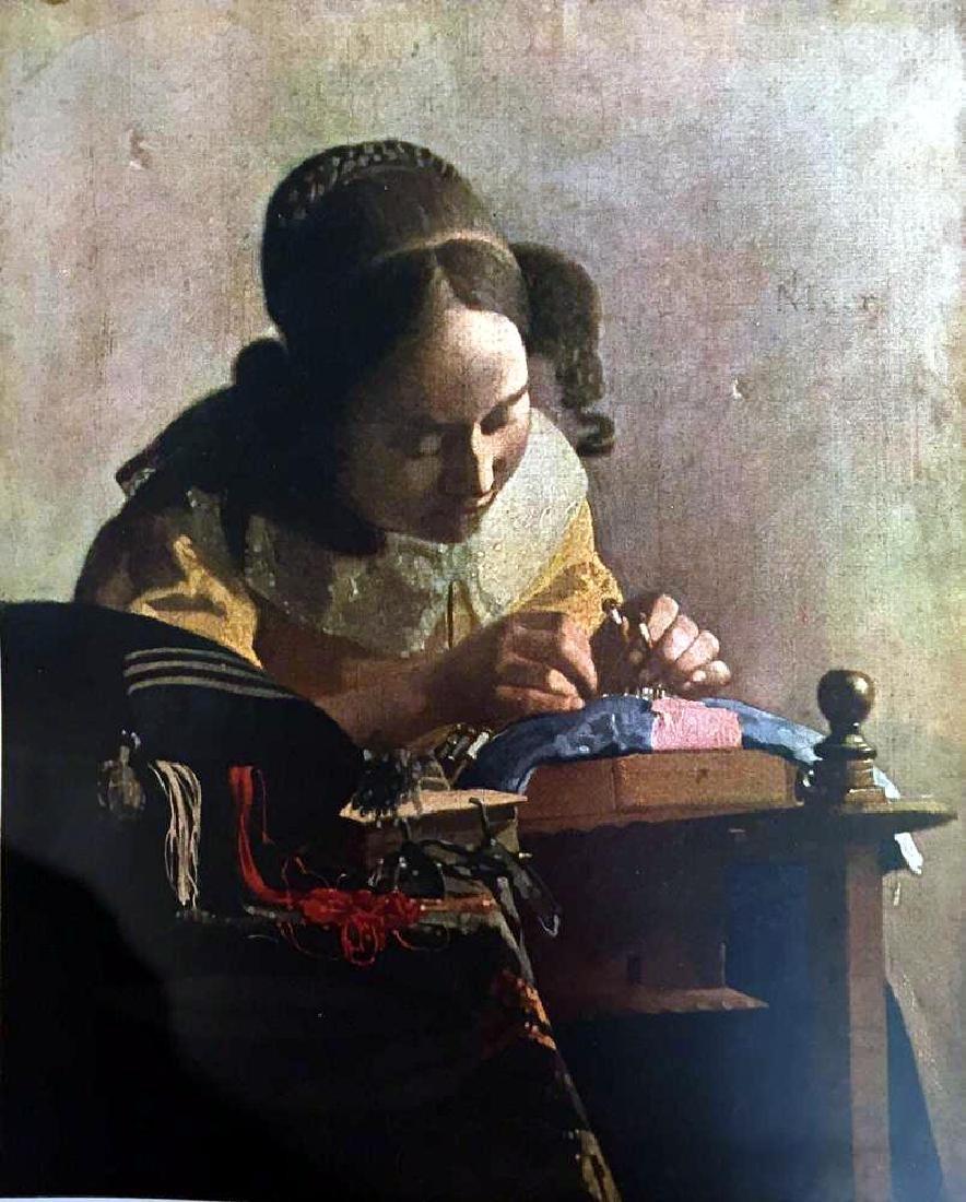 Masterpieces of Dutch Painting Jan Vermeer: The - 2