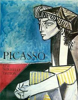 6424: RARE Pablo Picasso HUGE Vintage Lithographic Post