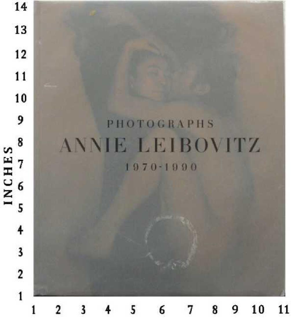 Dealer Liquidating Art Books Annie Leibowitz - 2