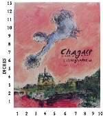 Dealer Liquidating Art Books Marc Chagall Lithographs