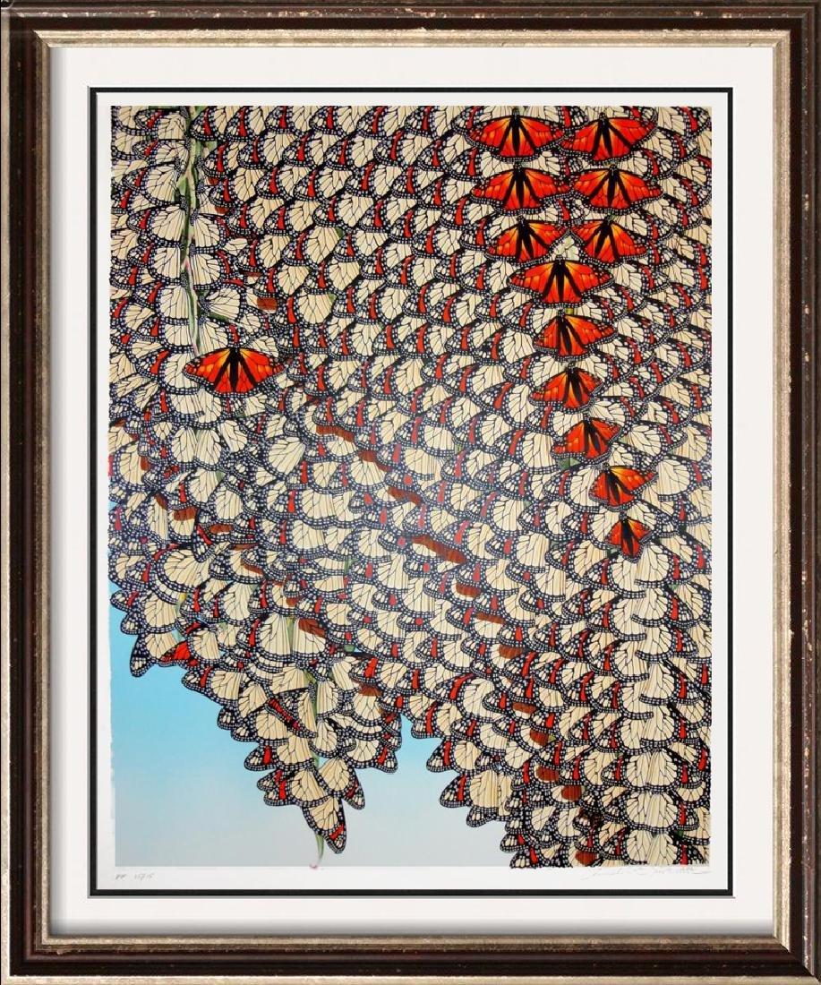 Awesome Butterfly Christine Avenue Ltd Ed Sale