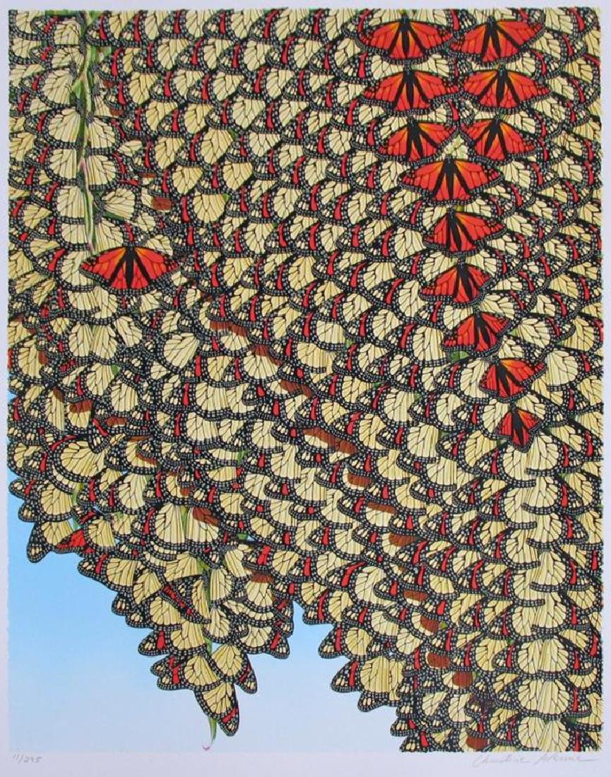 Awesome Butterfly Christine Avenue Ltd Ed Sale - 2