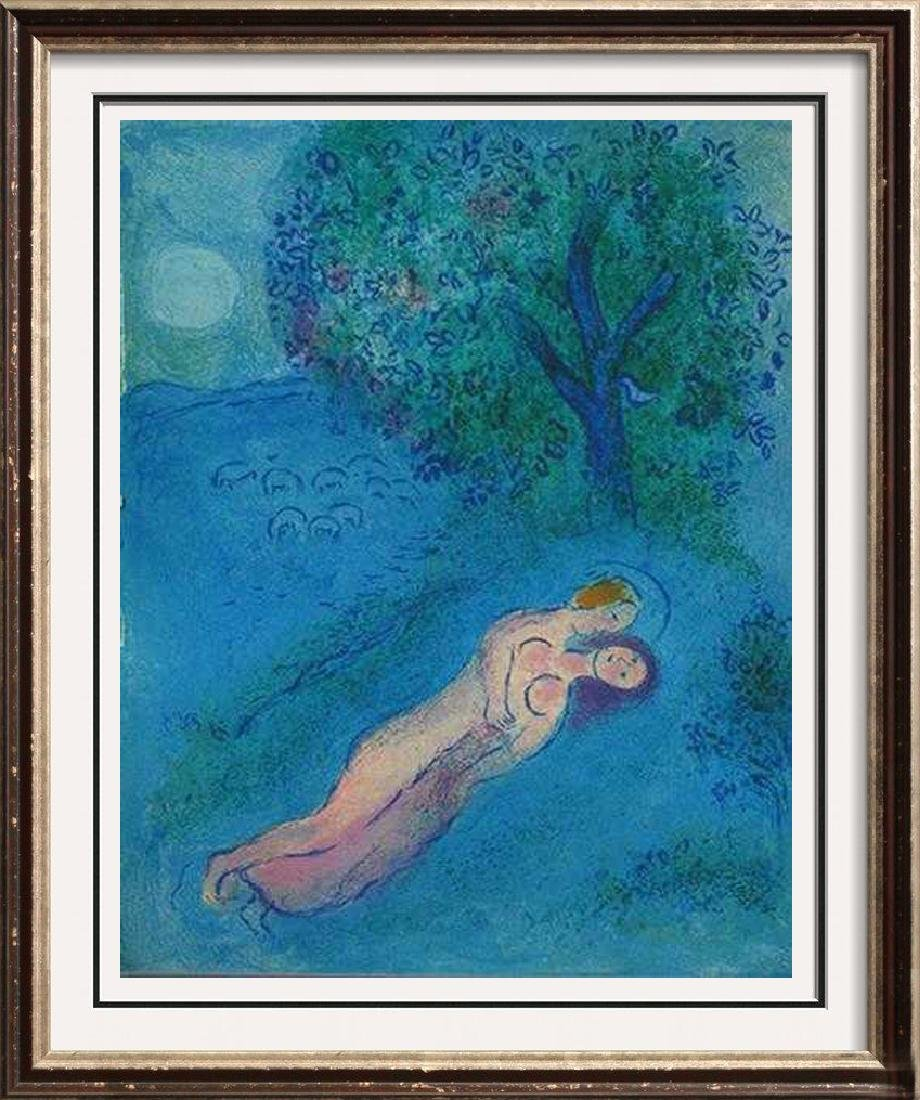 "Marc Chagall ""After"" Huge Discount Fantastic Colored"