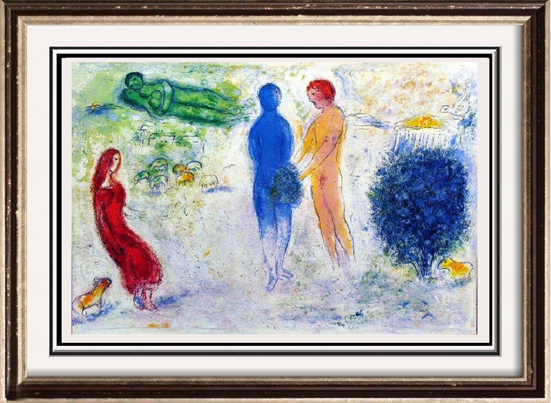 """Dealer Selling Chagall """"After"""" Collection Lithographs"""