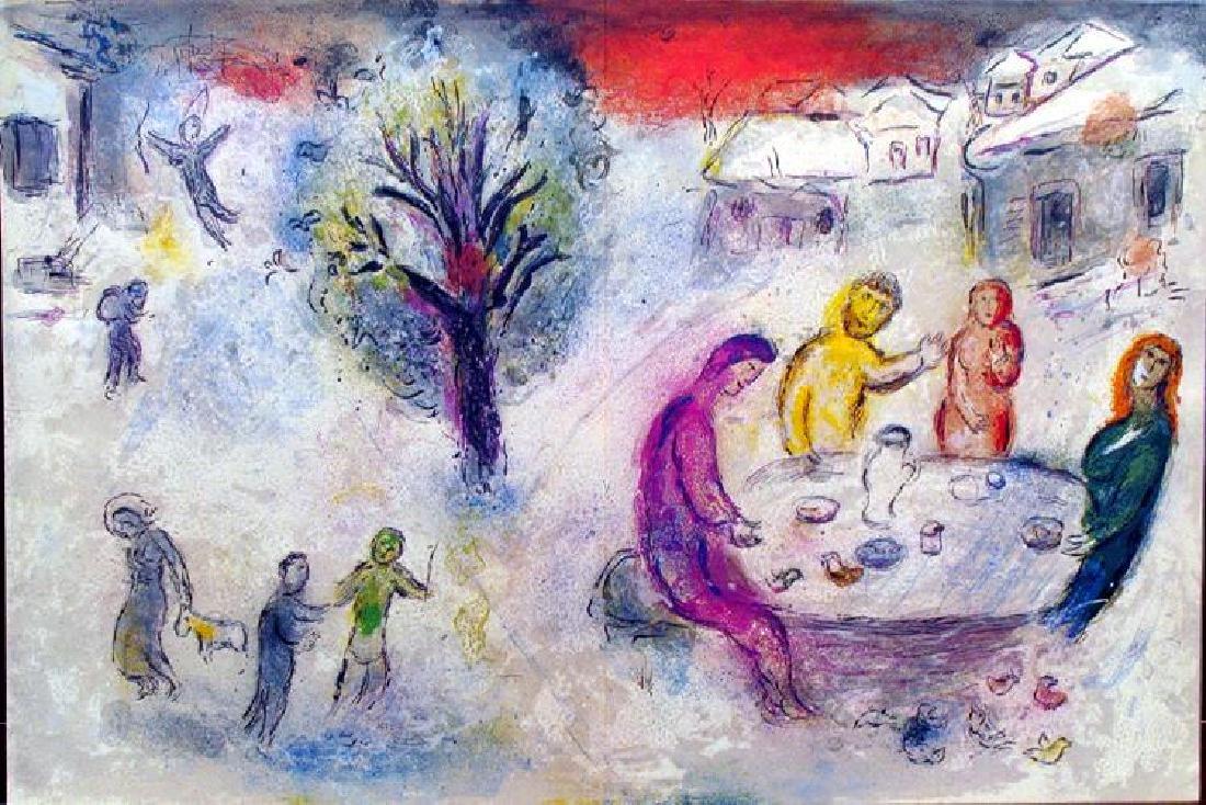"Art4Sale.Com Marc Chagall ""After"" Lithograph Dealer - 2"