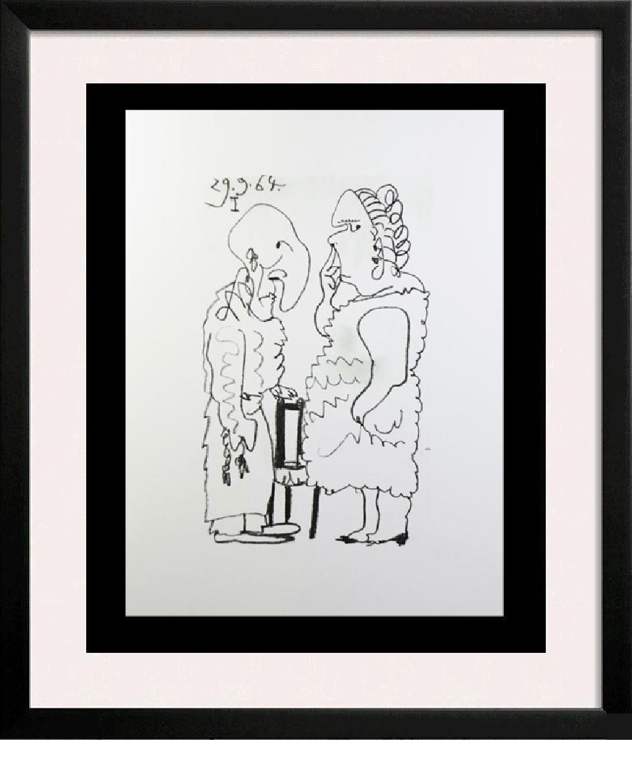 Picasso Figures & Portraits Abstract Art Nose Picker