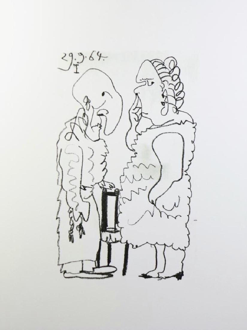 Picasso Figures & Portraits Abstract Art Nose Picker - 2