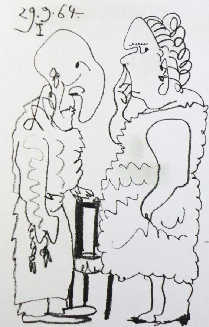 Picasso Figures & Portraits Abstract Art Nose Picker - 3