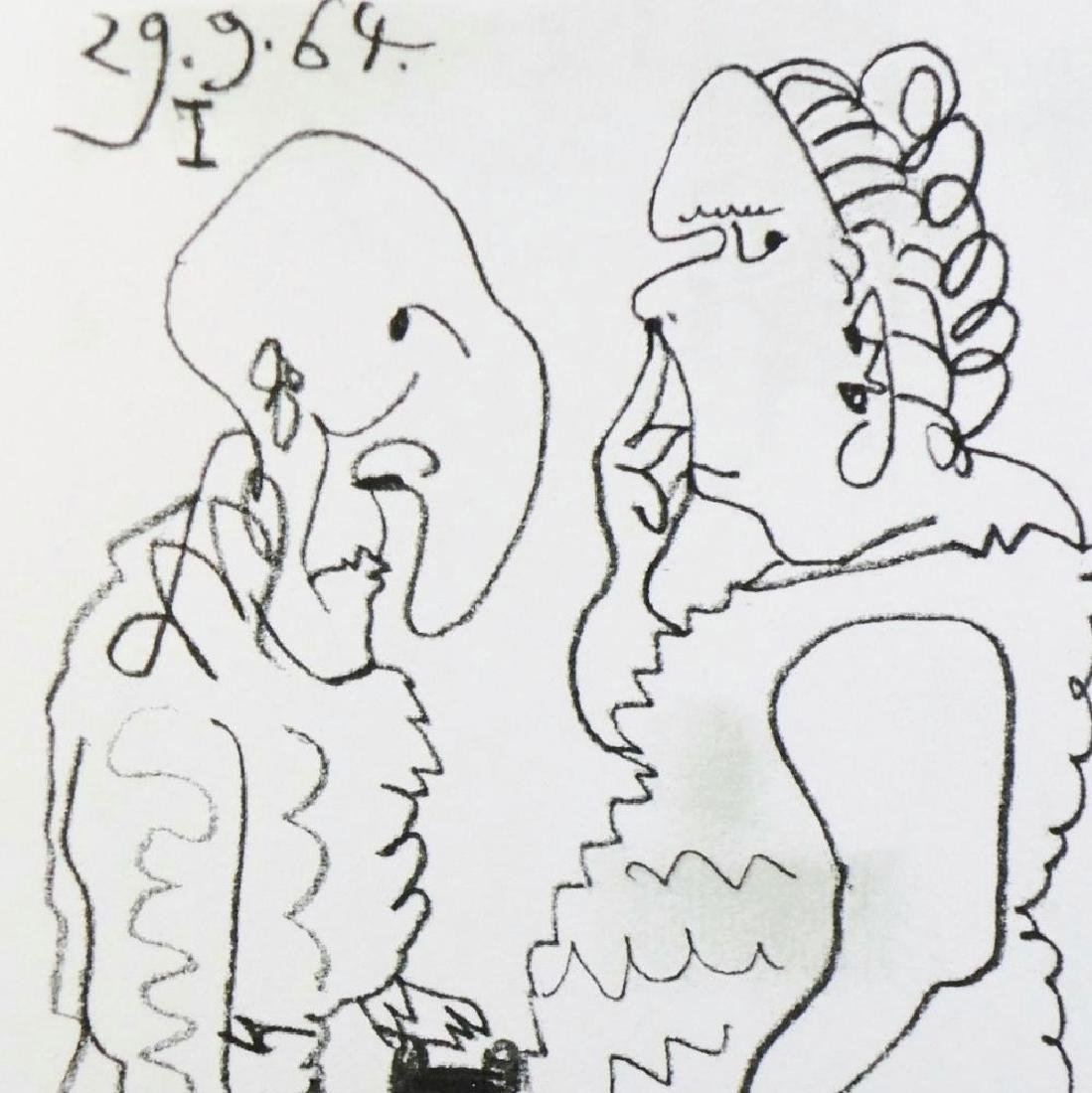 Picasso Figures & Portraits Abstract Art Nose Picker - 4