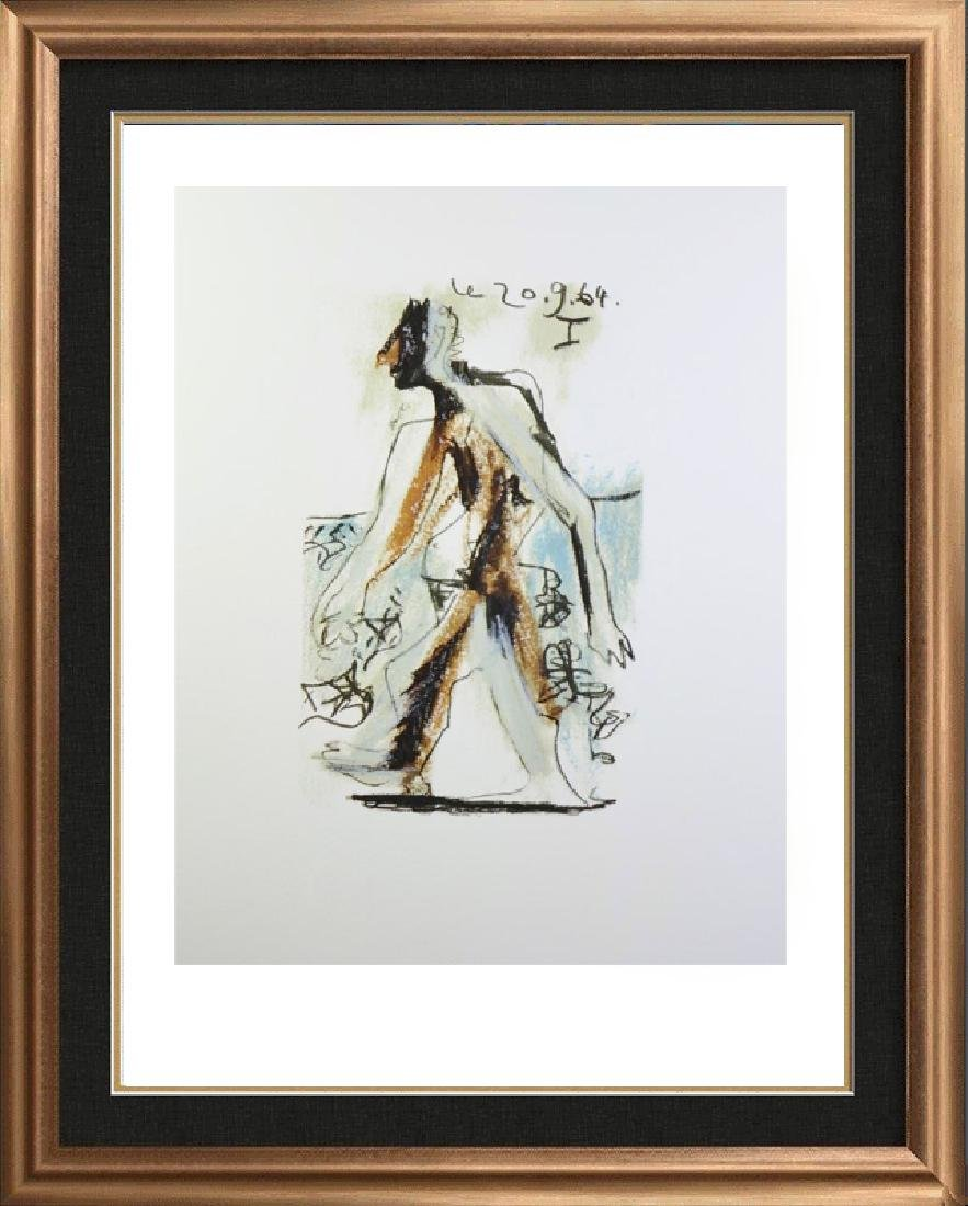 Pablo Picasso (After) Printed In Fall Supervised by