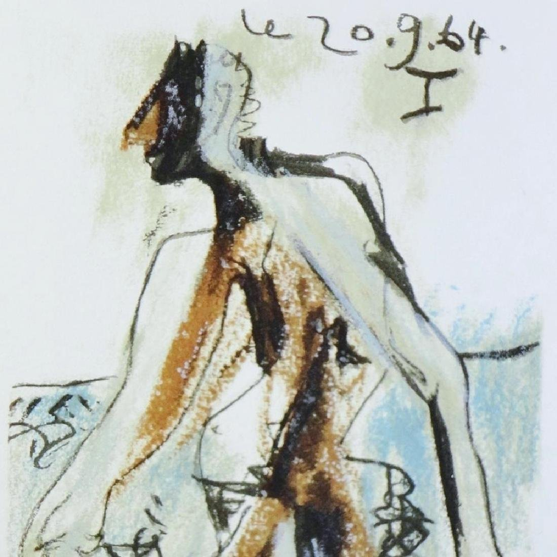 Pablo Picasso (After) Printed In Fall Supervised by - 4