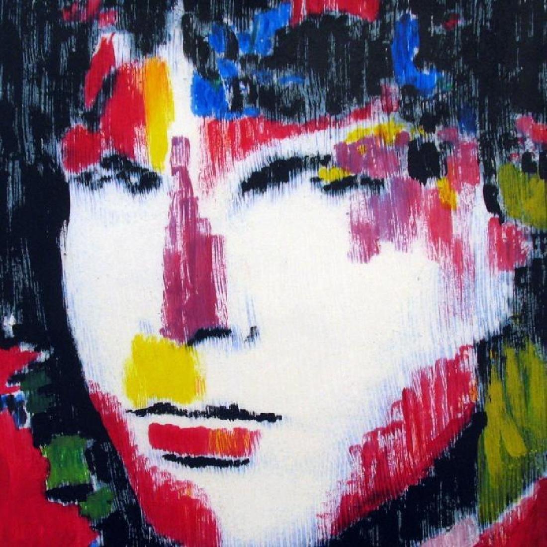 Jim Morrison Signed Limited Edition Pop Ap Giclee Sale - 3