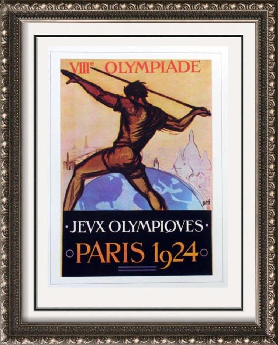 Collection of 24 Official Olympic Print Set Awesome