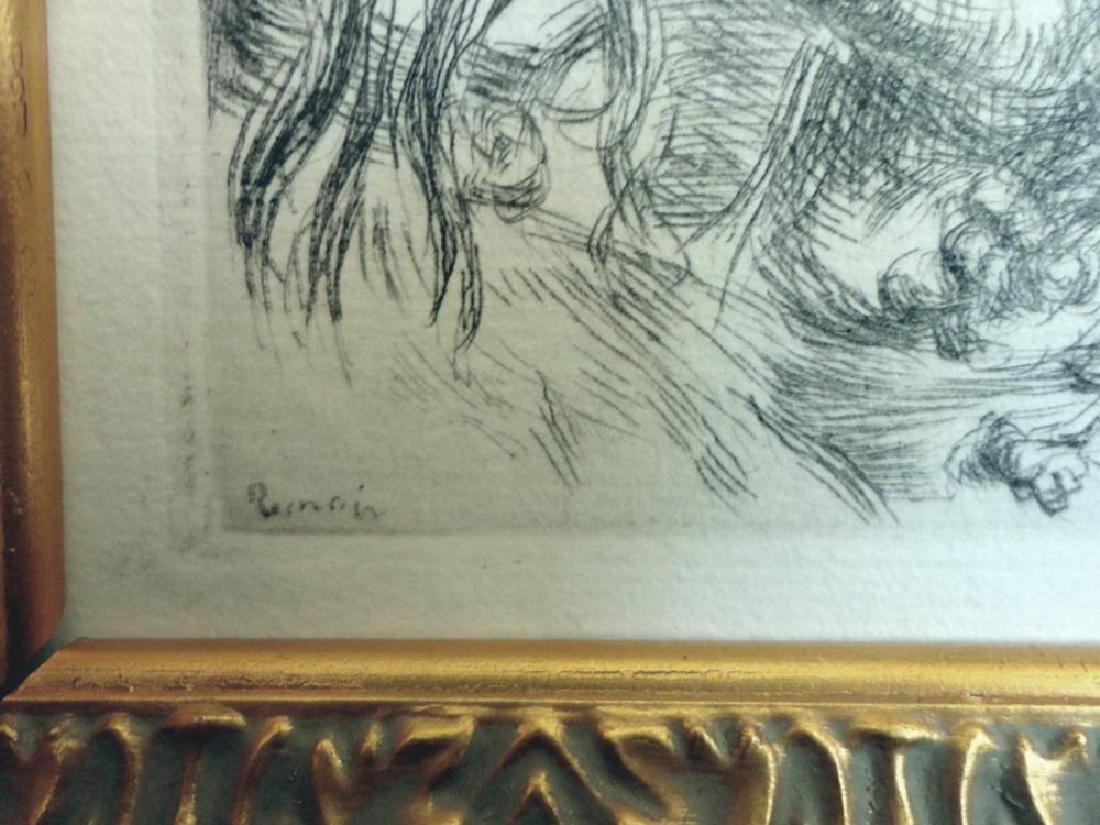 Pierre Auguste Renoir Le Chapeau Epingle Ref; Stella 6 - 3