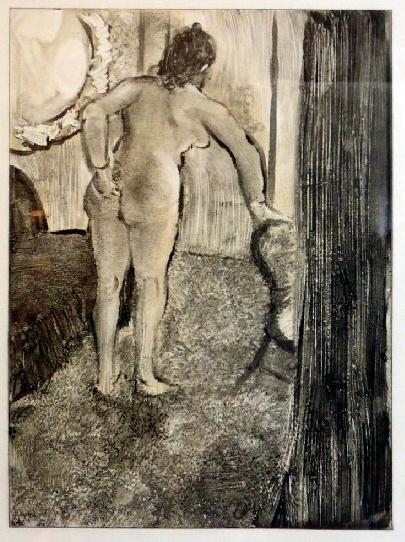 Edgar Degas Chambre Dans Une Maison Close Ref; Carteret - 2