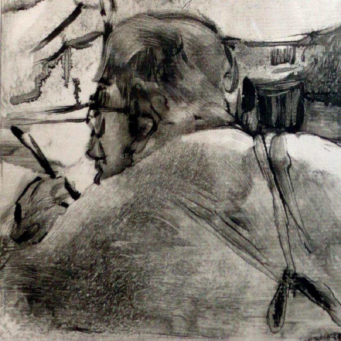 Edgar Degas Lecture Ref; Adhemar 274-276, Skira 58, - 6