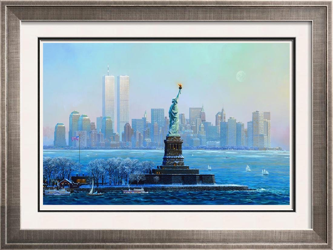 I Love New York Twin Towers Limited Edition
