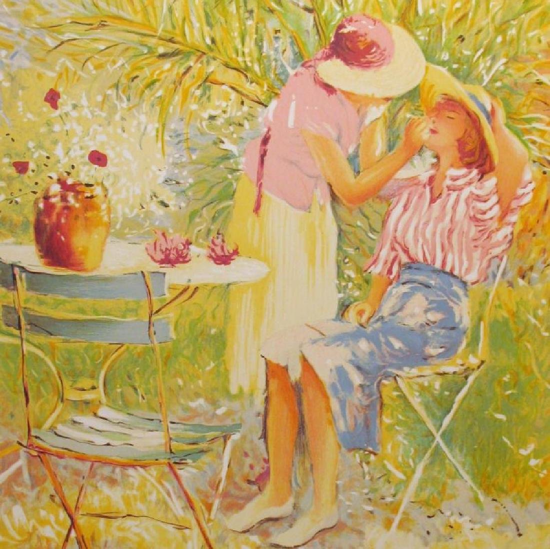 Impressionism Colorful Signed Limited Ed LIQUIDATION - 3