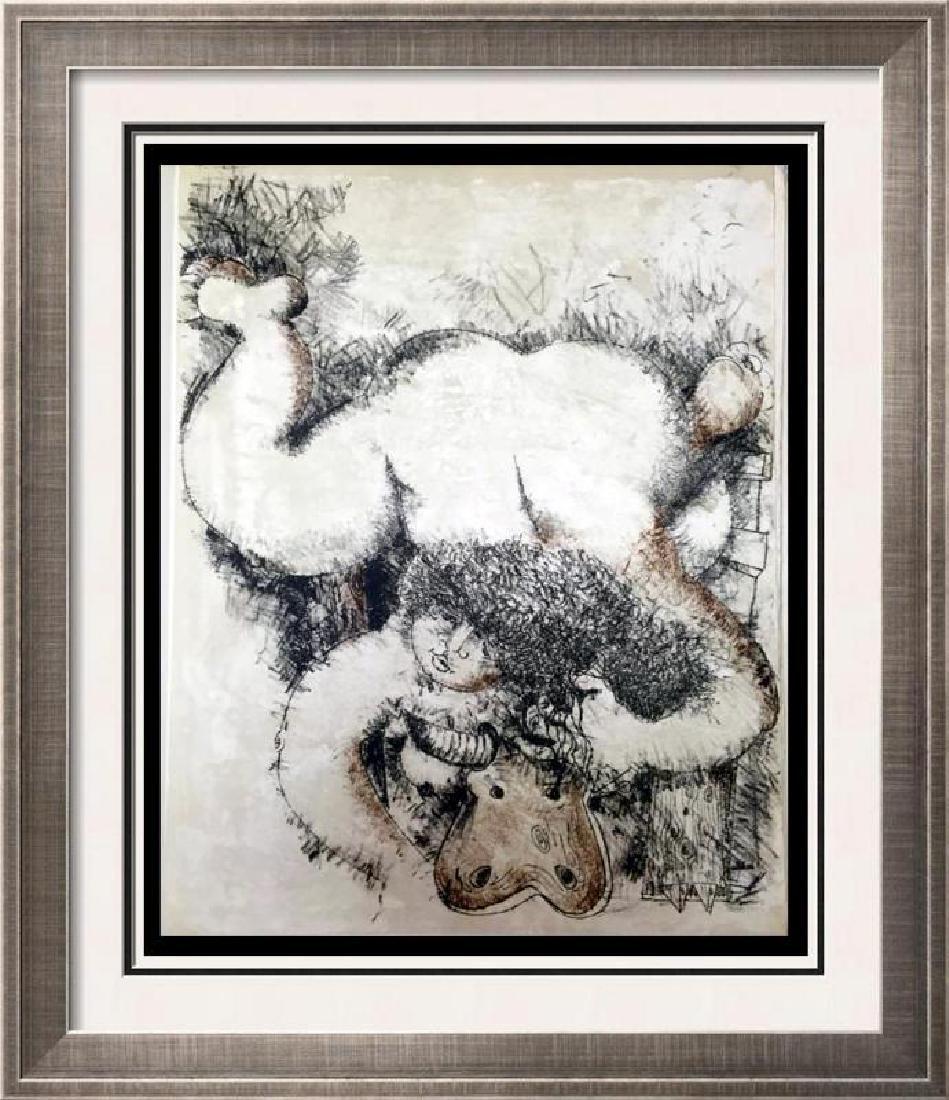Federico Richi Plate Six The Art of Love c.1970