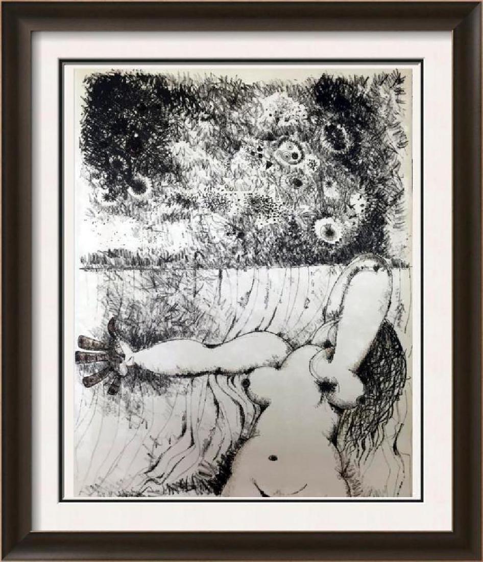 Federico Richi Plate Thirteen The Art of Love c.1970