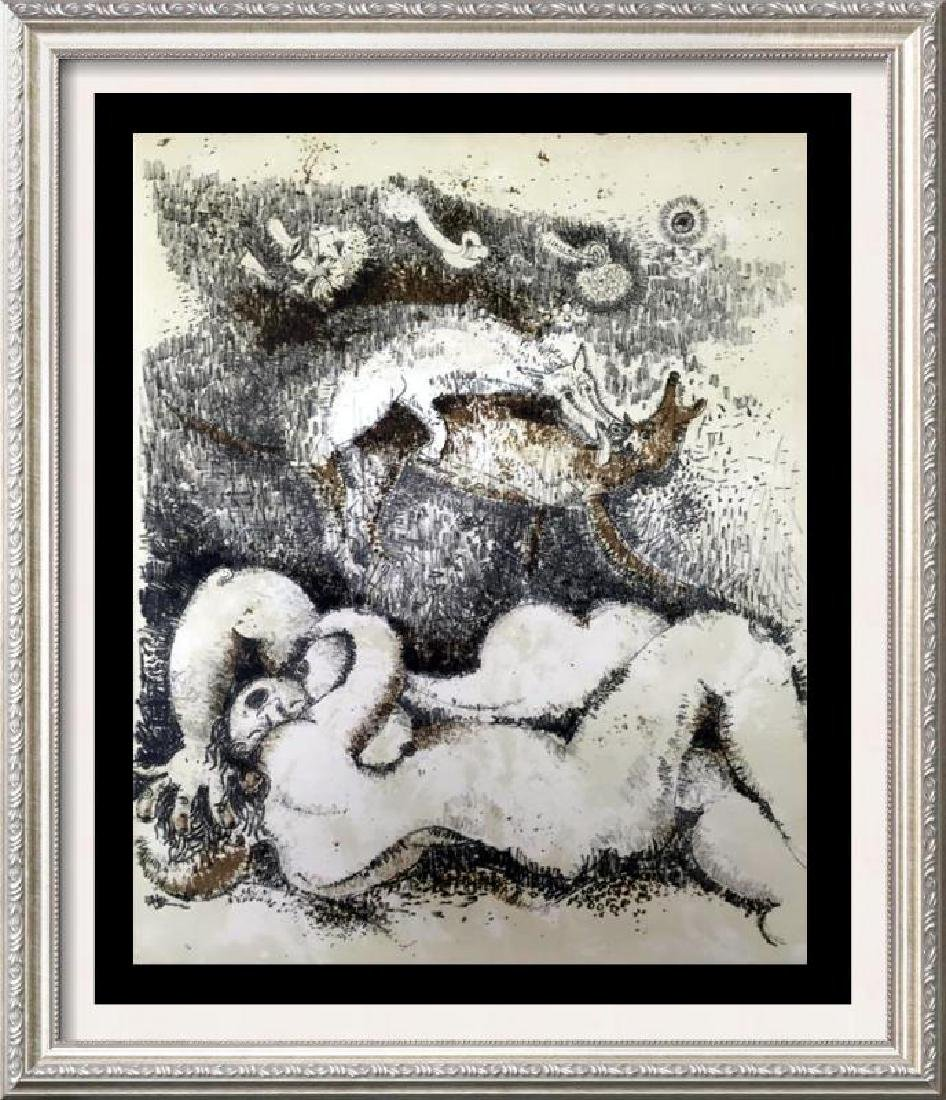 Federico Richi Plate Fourteen The Art of Love c.1970