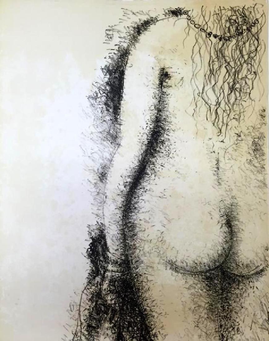 Federico Richi Plate Sixteen The Art of Love c.1970 - 2