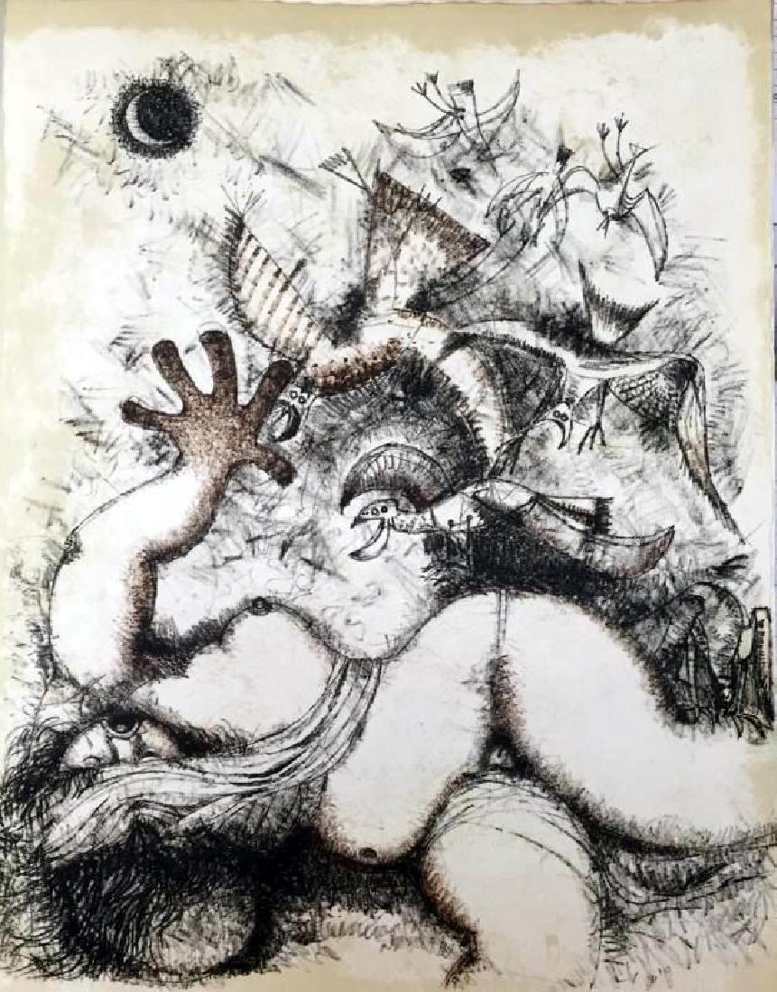 Federico Richi Plate Twenty The Art of Love c.1970 - 2