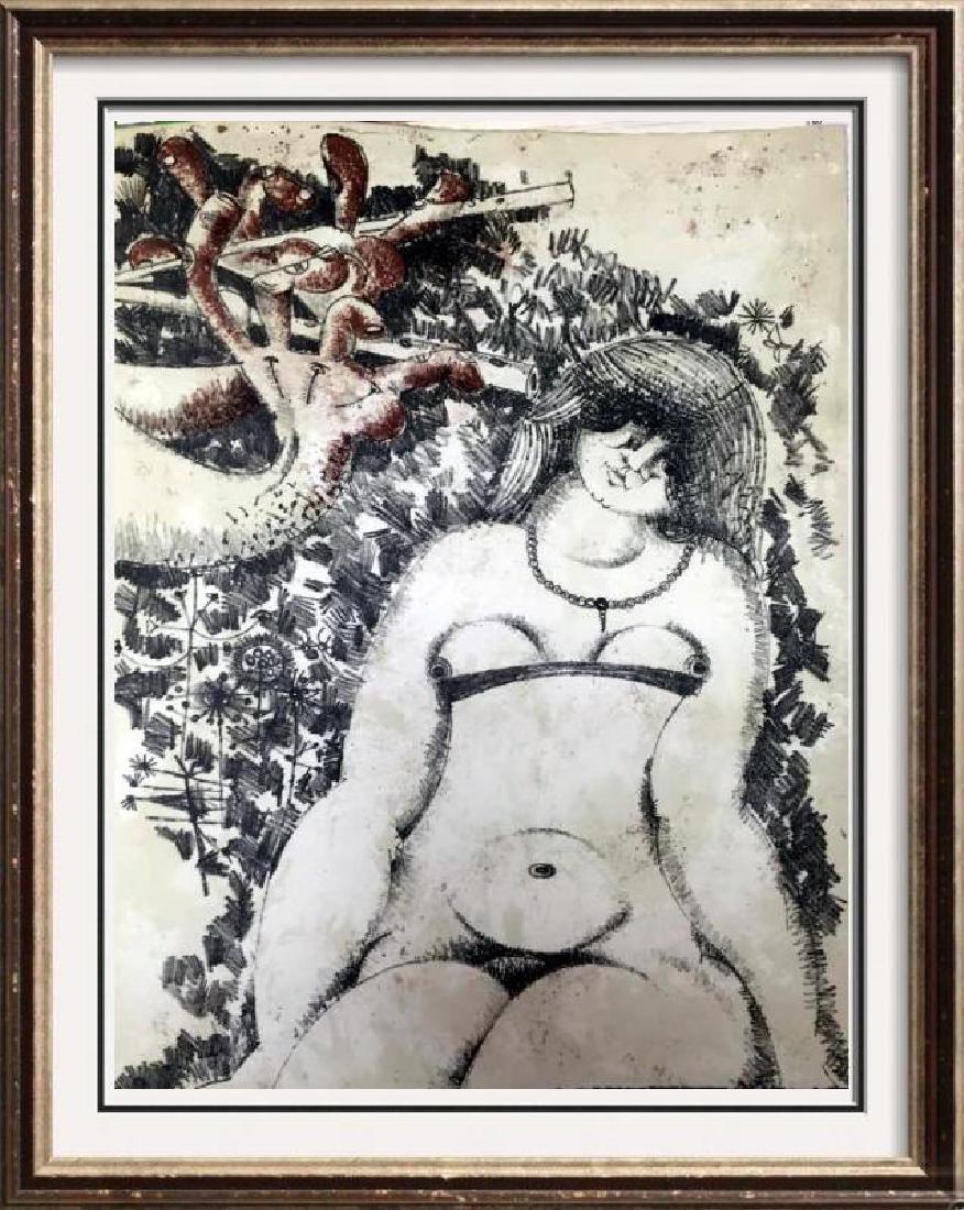 Federico Richi Plate Twenty-Three The Art of Love