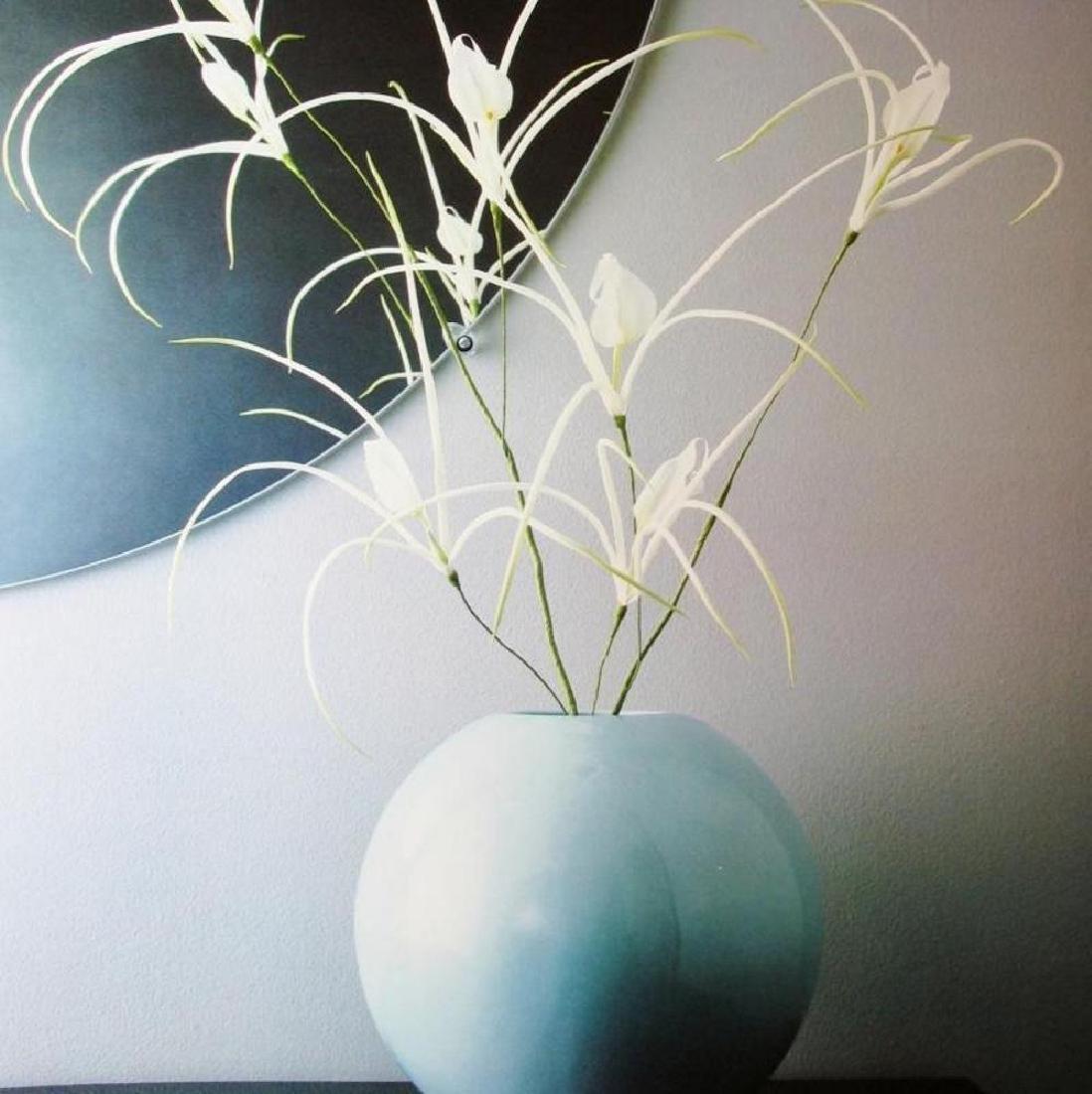 Lamberti-Van Blerck Floral In Vase Contemporary - 3