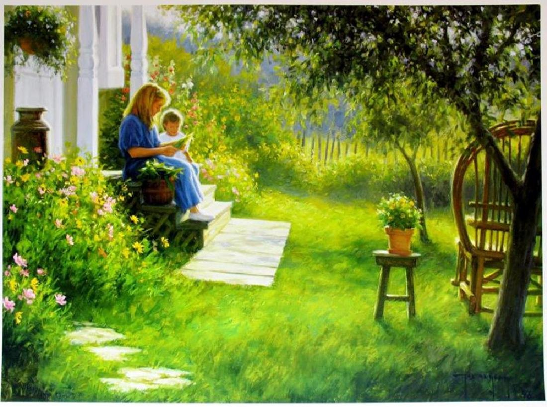 1998 Robert Duncan Good Memories Landscape