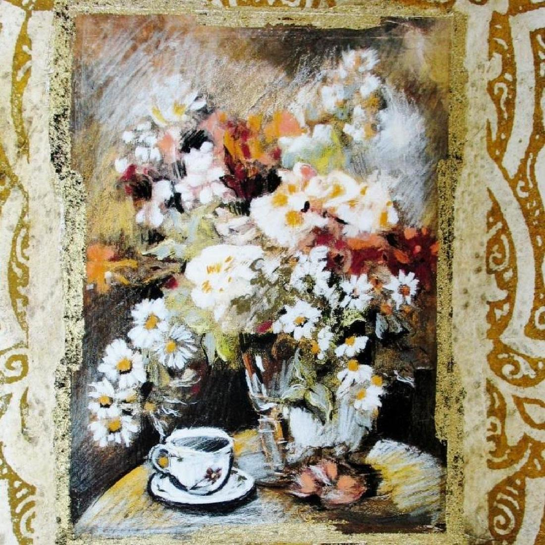 1998 Douglas Neo Classical Floral - 3