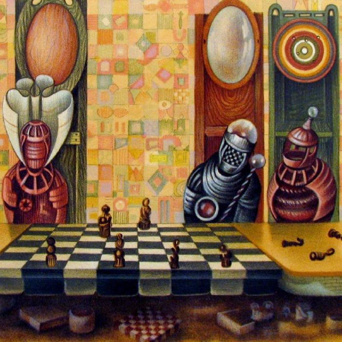 CHESS LOVERS GREAT LIMITED EDITION ONLY $50 SALE - 2