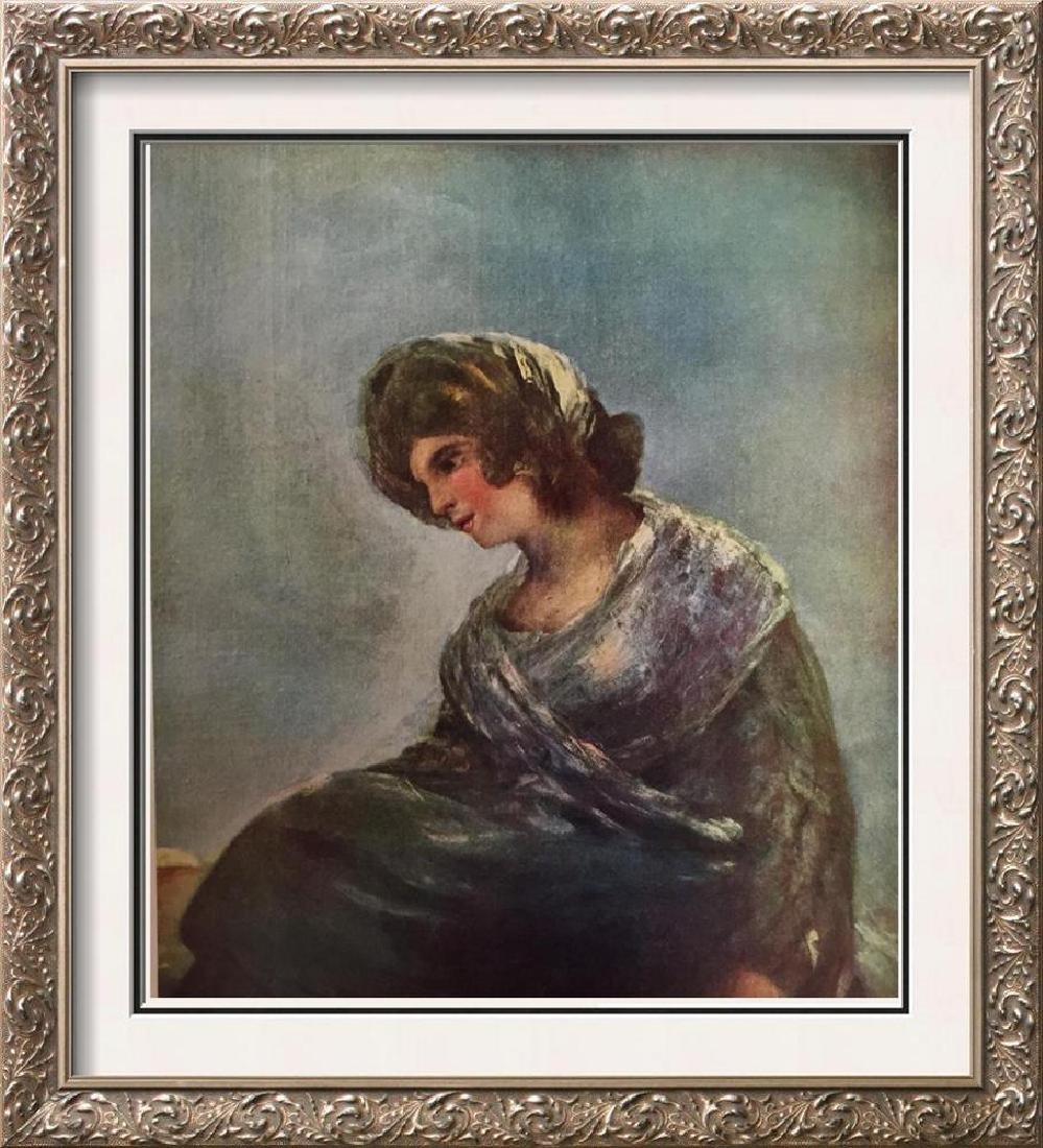 Francisco Jose de Goya y Lucientes The Milkmaid of