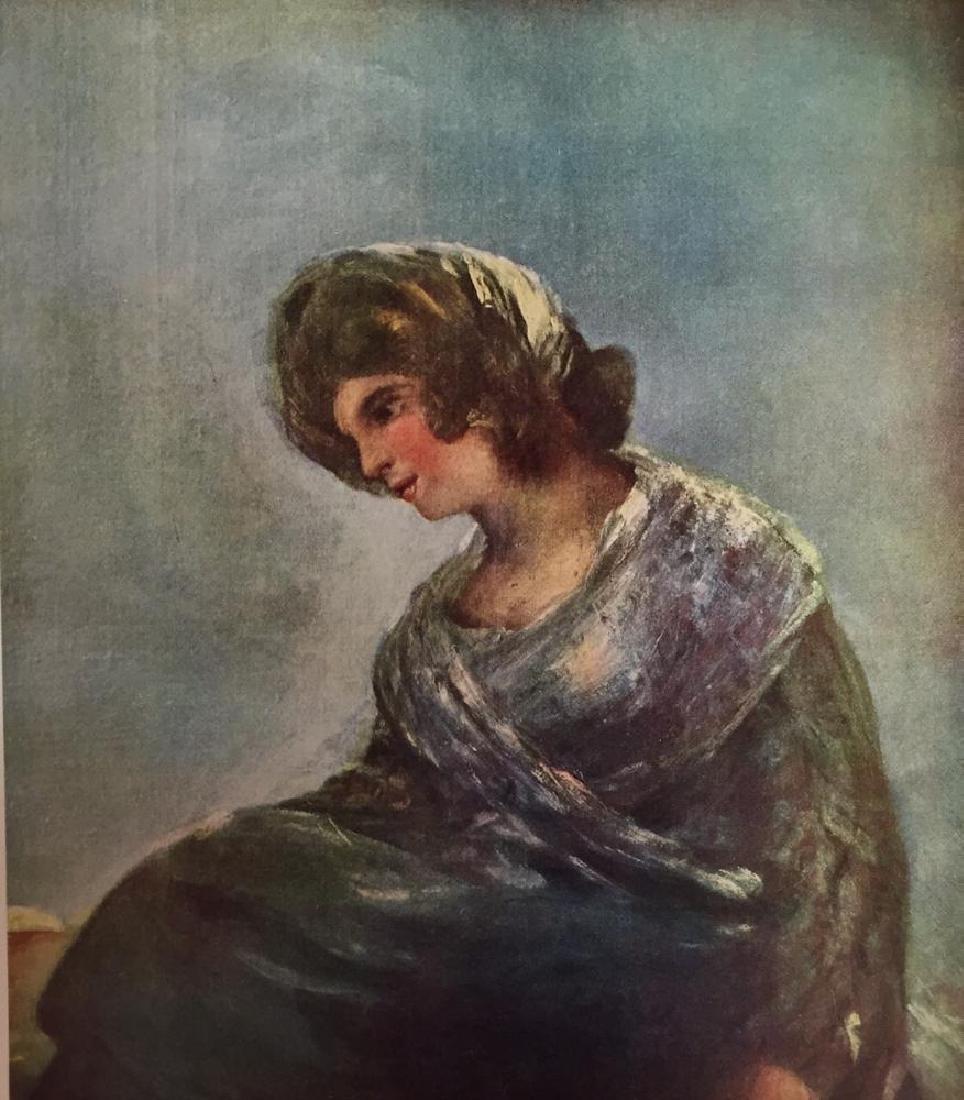 Francisco Jose de Goya y Lucientes The Milkmaid of - 2