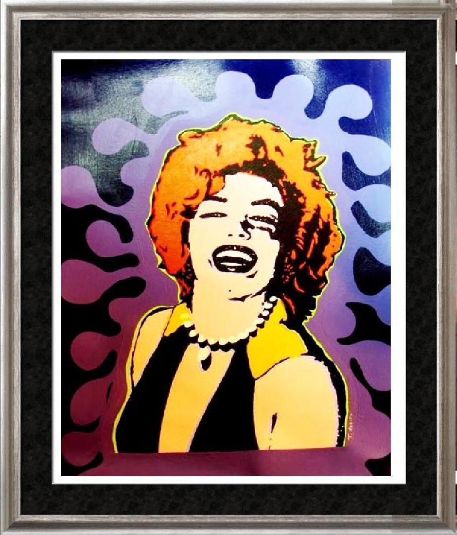 ART DECO GOLD MIRROR FELIX MAS LTD ED ONLY $100 SALE