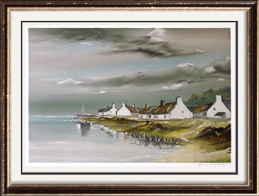 Mysterious Landscape Beautiful Signed Limited Edition