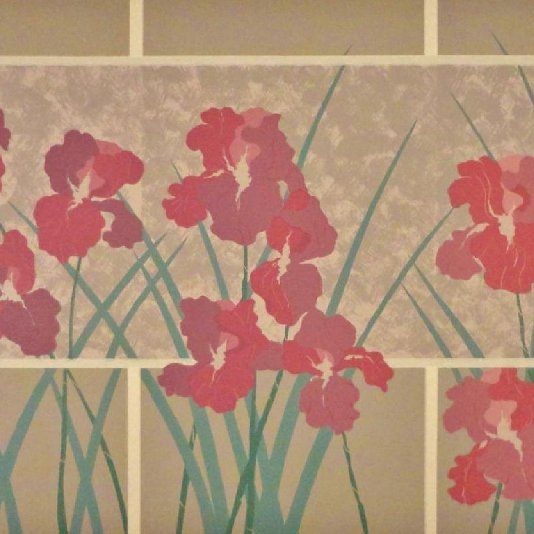 Floral Limited Edition Signed Art Only $30 Large 26X40 - 3