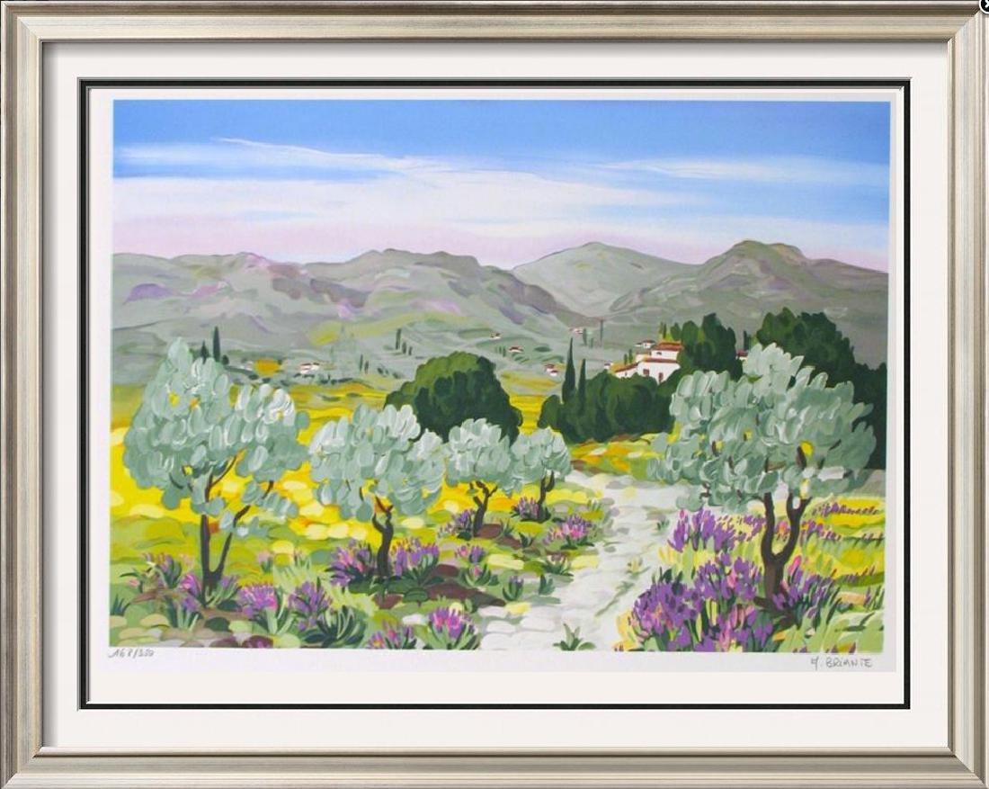 MOUNTAIN LANDSCAPE IMPRESSIONISM COLORFUL ART SALE