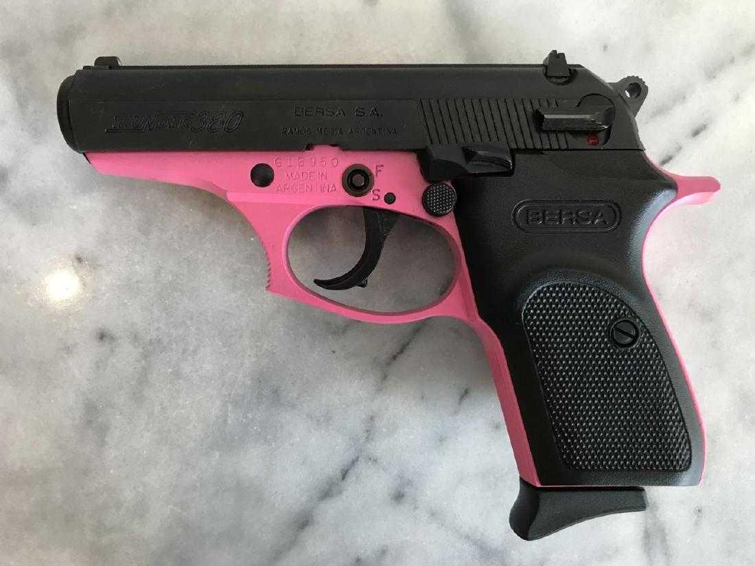Bersa Thunder Pink 380