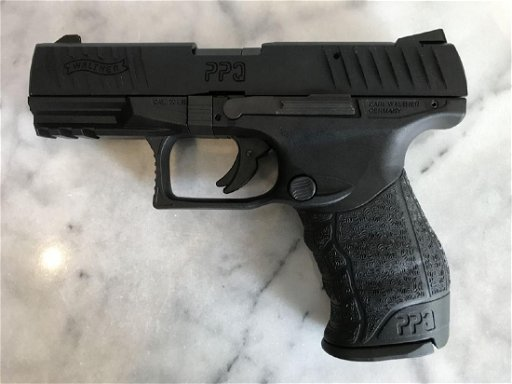Walther PPQ  22 LR - May 04, 2019   ArtForSale com Lakeside