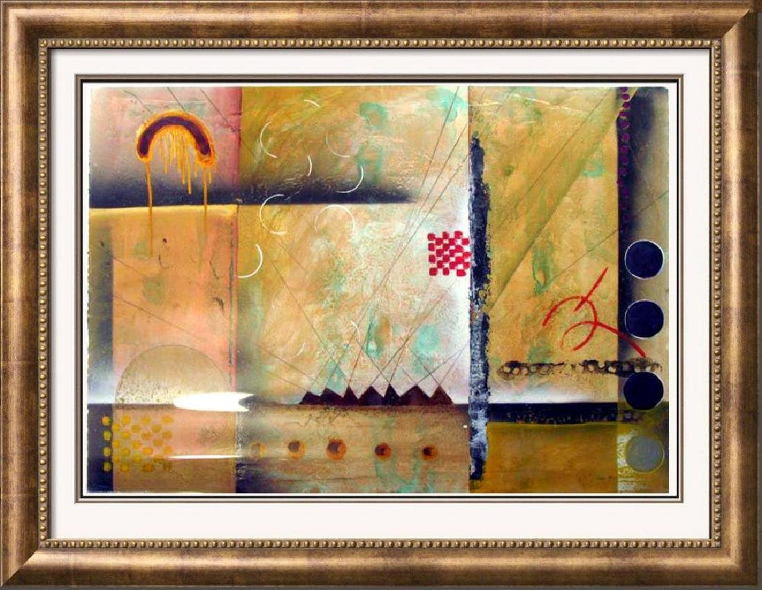 Figurative Abstract Modern Large Canvas Original