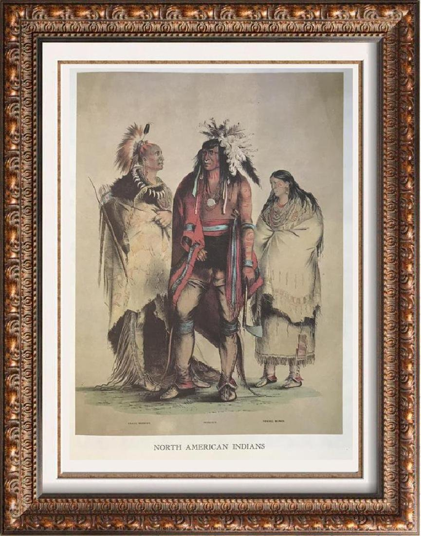 The North American Indian: North American Indians