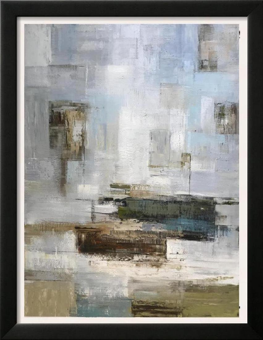 Abstract Modern Canvas Painting Janet Swahn