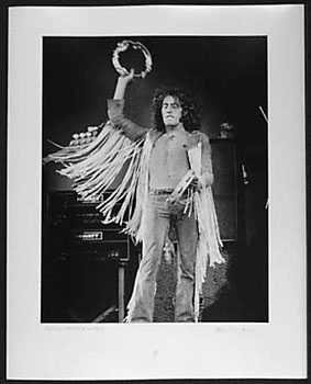 050978F: RARE The WHO Roger Daltrey 1969 Photo