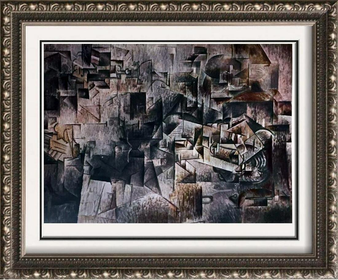 Pablo Picasso Daniel-Henry Kahnweiler c.1910 Fine Art