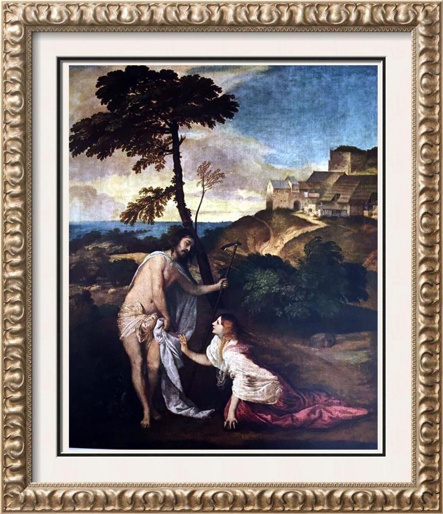 Tiziano Vecellio Titian Noli Me Tangere c.1514 Fine Art