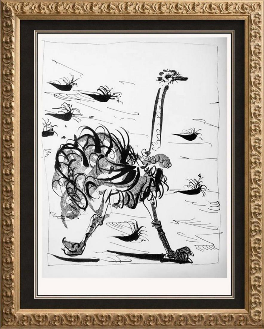 Pablo Picasso 'After'  Ostrich c. 1937 Fine Art Print