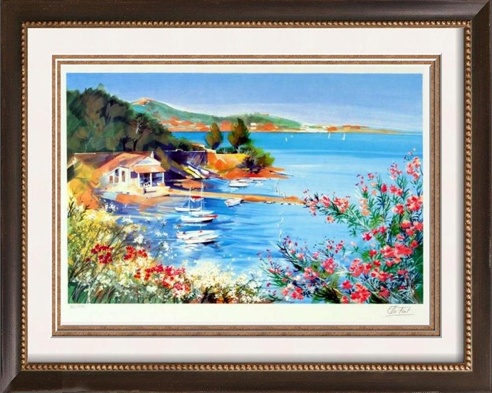 Boaters Paradise Colorful Ltd Ed Dealer Liquidation