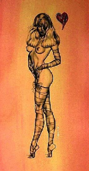 765A: Huge Sale Celebrity Nude POP Art Sale