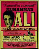 3056A Muhammad Ali Rare Vintage Poster Collectible